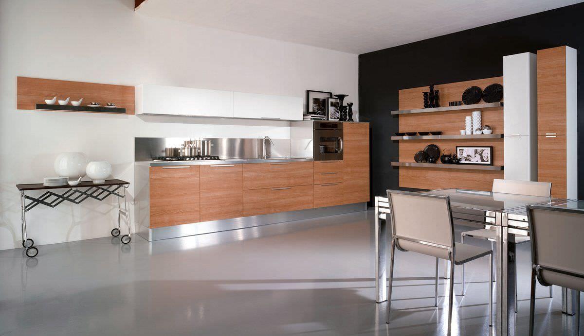 mutfak kontras design